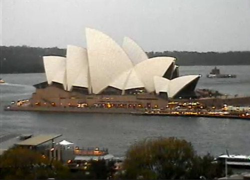 Sydney Opera House and Sydney Harbour